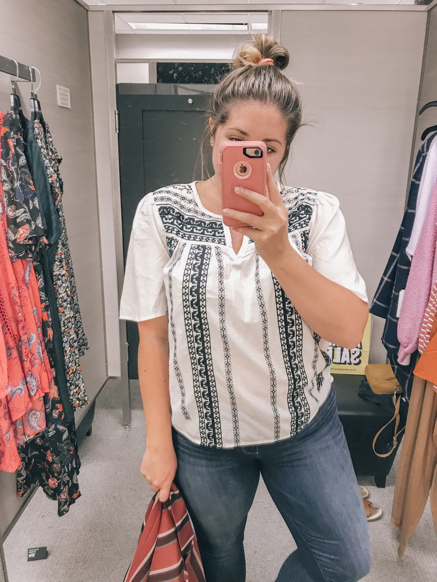 fall outfit ideas, What I Bought From the Nordstrom Anniversary Sale + Size XL/14 Try On Session #nsale