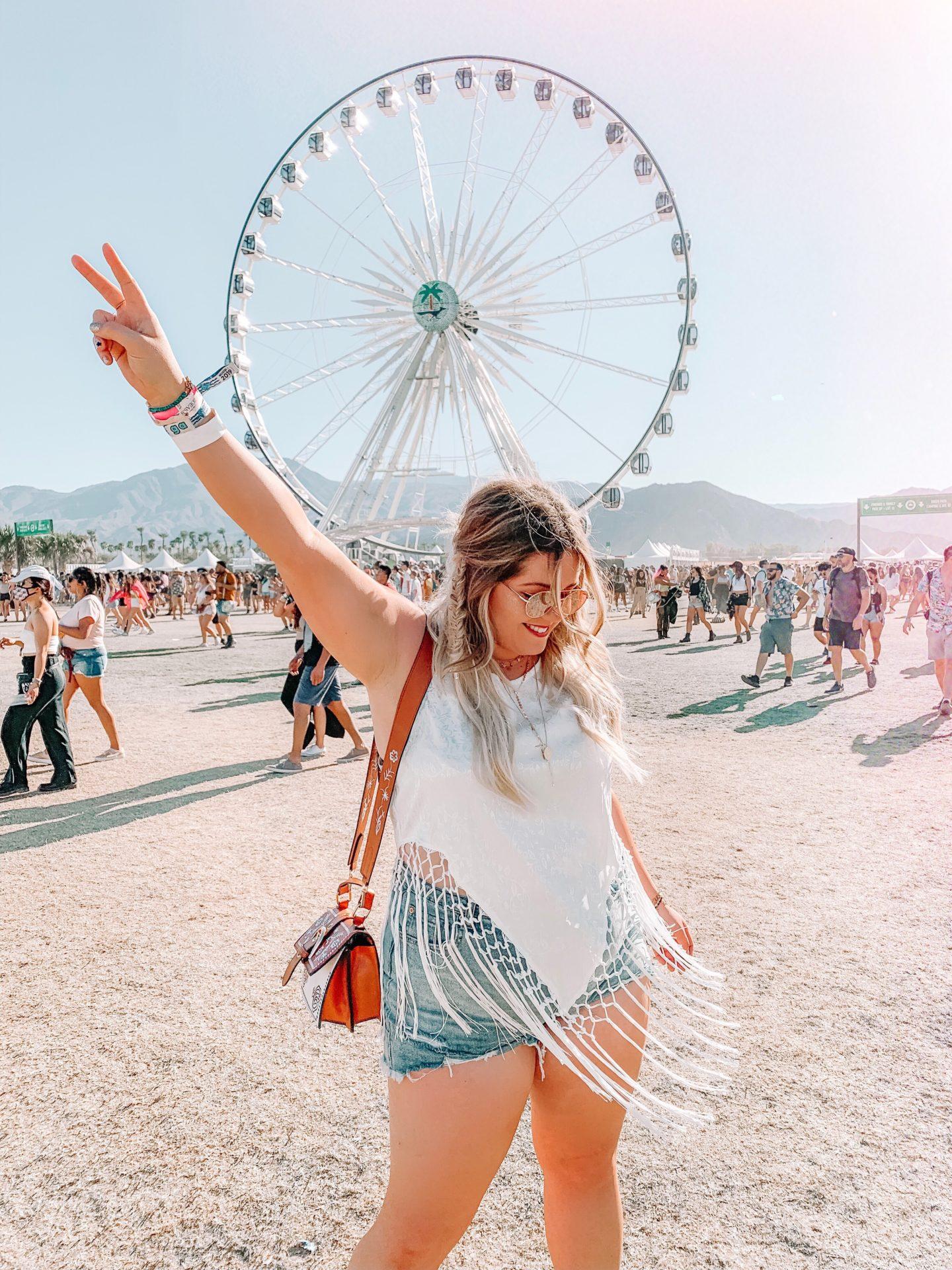 Coachella 2019 Outfit Recap