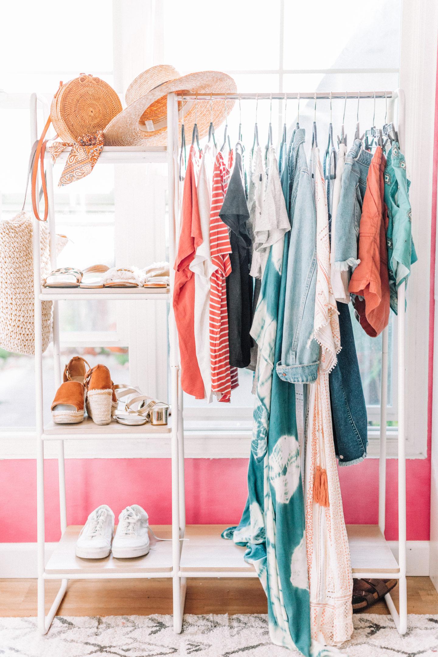 How To Create A Summer Capsule Wardrobe