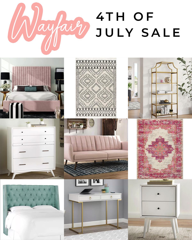 Wayfair 4th of July Sale