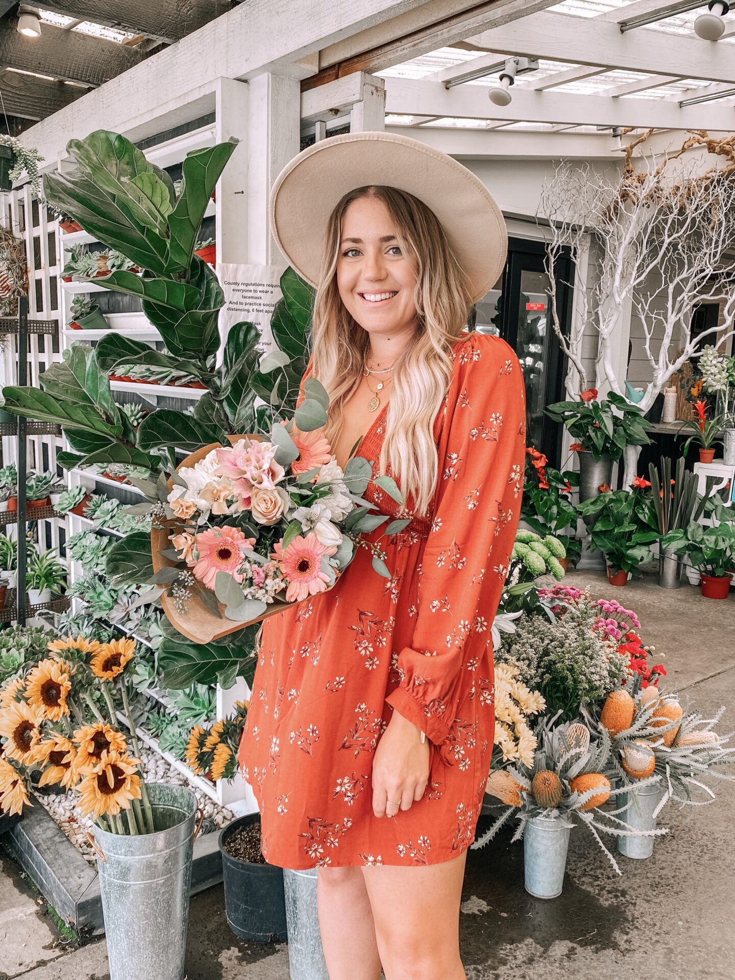 TOP 8 FALL/WINTER 2020 TRENDS - fall florals