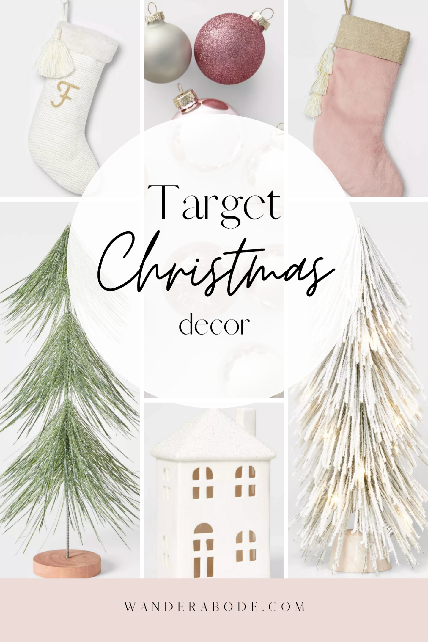 THE BEST OF TARGET CHRISTMAS DECOR 2020